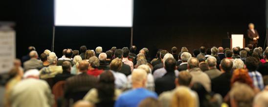 Veranstaltungsreinigung Berlin - Tagung